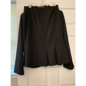 Jacket and skirt part career wear collection